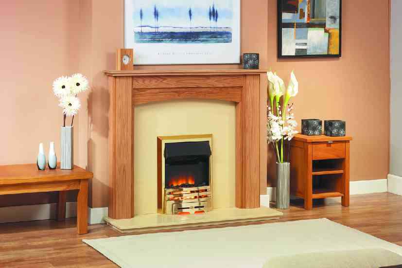 GB Mantels Cambridge Fireplace Surround