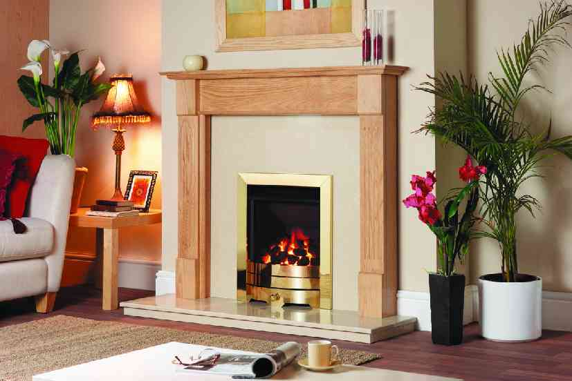 GB Mantels Canterbury Fireplace Surround