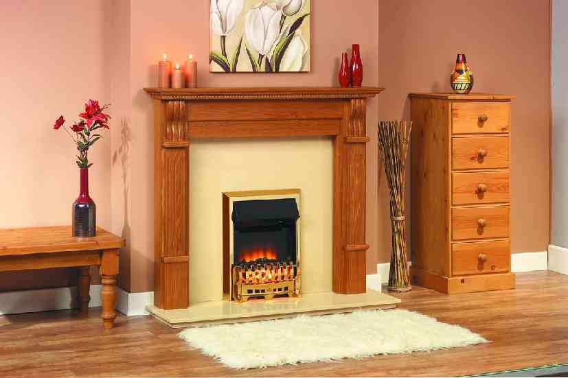 GB Mantels Montrose Fireplace Surround