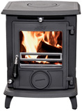 The Little Wenlock Multi Fuel Stove