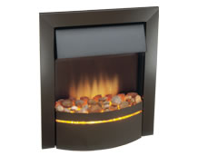 Artus Inset or Freestanding Electric Fire