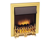 Lamda Inset or Freestanding Electric Fire