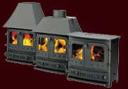 Bayswater Multi-fuel Stove